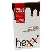 HEXX Hexx Milk Chocolate Tanzania 41%