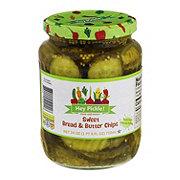 Hey Pickle! Sweet Bread & Butter Chips