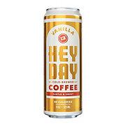 Heyday Cold Brewed Coffee Vanilla