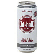 Hiball Wild Berry Sparkling Energy Water