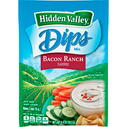 Hidden Valley Bacon Ranch Dip Mix