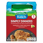 Hidden Valley Simply Dinners Parmesan & 3 Herb Ranch Kit