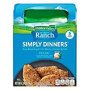 Hidden Valley Simply Dinners Ranch Breading Prep Kit
