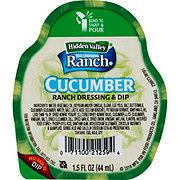 Hidden Valley The Original Ranch Cucumber Dip & Pour Cup