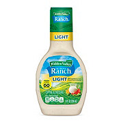 Hidden Valley The Original Ranch Light Salad Dressing