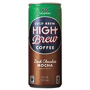 High Brew Coffee Dark Chocolate Mocha