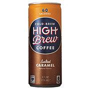 High Brew Coffee Salted Caramel
