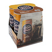 High Brew Coffee Salted Caramel 8 oz Cans