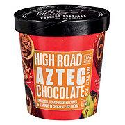 High Road Aztec Chocolate Caramel Ice Cream