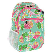 High Sierra Curve Backpack, Pineapple Party