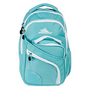High Sierra Wiggie Combo Aquamarine Backpack