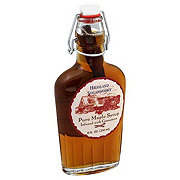 Highland Sugarworks Pure Maple Syrup  Infused with Cinnamon
