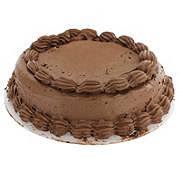 Hill & Valley Sugar Free Chocolate Cake