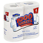 Hill Country Essentials 1000 Sheets Toilet Paper