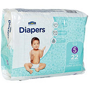 Hill Country Essentials Baby Diapers 22 ct