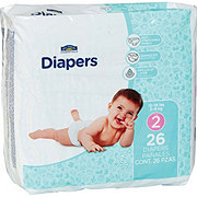 Hill Country Essentials Baby Diapers 26 ct