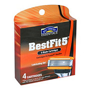 Hill Country Essentials BestFit5 Five Blade Refill Cartridges