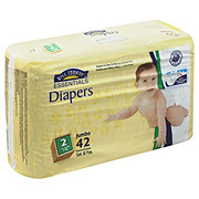 Hill Country Essentials Boys And Girls Jumbo Diapers Size 2 12 18 LBS