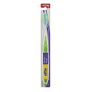 Hill Country Essentials Clean and Massage Medium Toothbrush - Colors May Vary