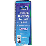 Hill Country Essentials Cleaning & Disinfecting Lens Care System