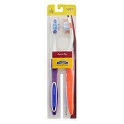 Hill Country Essentials Curved Tip Soft Toothbrushes - Colors May Vary