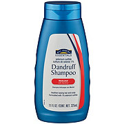 Hill Country Essentials Dandruff Shampoo Medicated Treatment with Menthol