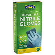 Hill Country Essentials Disposable Nitrile Gloves
