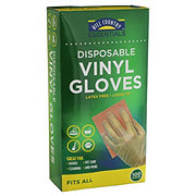 Hill Country Essentials Disposable Vinyl Gloves
