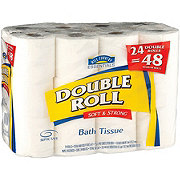 Hill Country Essentials Double Roll Bath Tissue