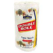 Hill Country Essentials Double Roll Paper Towels