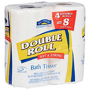 Hill Country Essentials Double Roll Toilet Paper