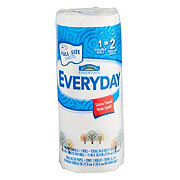 Hill Country Essentials Everyday Full Size Sheet Double Roll Towel