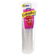 Hill Country Essentials Everyday Plastic Cups, 18 oz