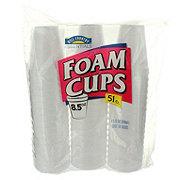 Hill Country Essentials Foam Cups, 8.5 oz