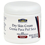 Hill Country Essentials Fragrance Free Dry Skin Cream