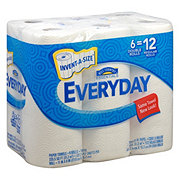 Hill Country Essentials Invent-A-Size Big Roll Paper Towels