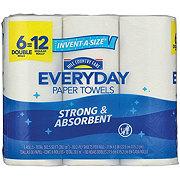 Hill Country Essentials Invent a Size Paper Towels Big Rolls
