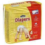 Hill Country Essentials Jumbo Pack Diapers, 28 ct