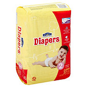 Hill Country Essentials Jumbo Pack Diapers, 37 ct