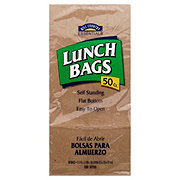 Hill Country Essentials Paper Lunch Bags
