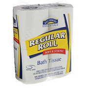 Hill Country Essentials Regular Roll Bath Tissue