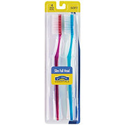 Hill Country Essentials Slim Full Head Soft Toothbrushes