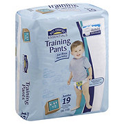 Hill Country Essentials Training Pants For Boys Jumbo Pack, 19 ct