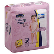 Hill Country Essentials Training Pants For Girls Jumbo Pack, 26 ct