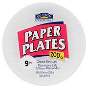Hill Country Fare 9 Inch Paper Plates