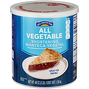 Hill Country Fare All-Vegetable Shortening