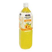 Hill Country Fare Aloe Peach Drink