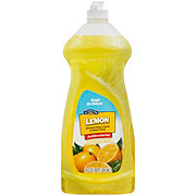Hill Country Fare Antibacterial Lemon Scent Dish Soap