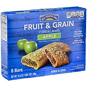 Hill Country Fare Apple Fruit and Grain Cereal Cinnamon Bars