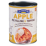 Hill Country Fare Apple Pie Filling & Topping